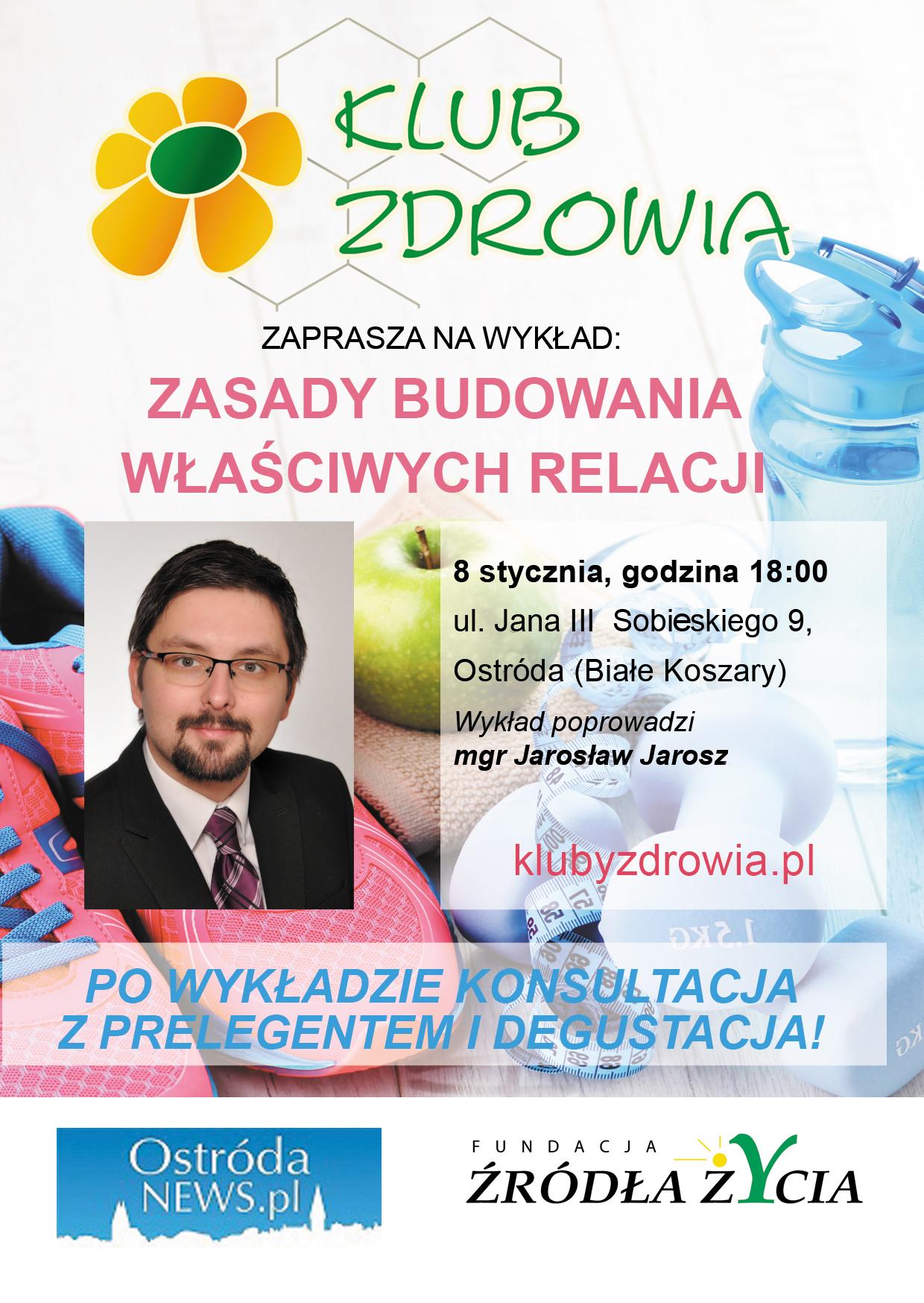 Klub Zdrowia Styczen
